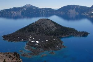 Crater Lake CA