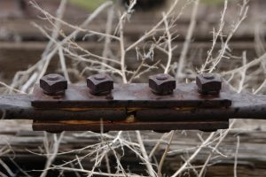 Cape Cod Images and Steel - Ely Track