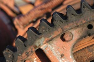 Cape Cod Images and Steel - Gears